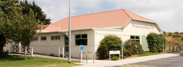 Paraparaumu club rooms